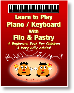 Easy Piano for Children and Adults - image