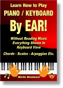 Learn Piano / Keyboard By Ear - jpeg